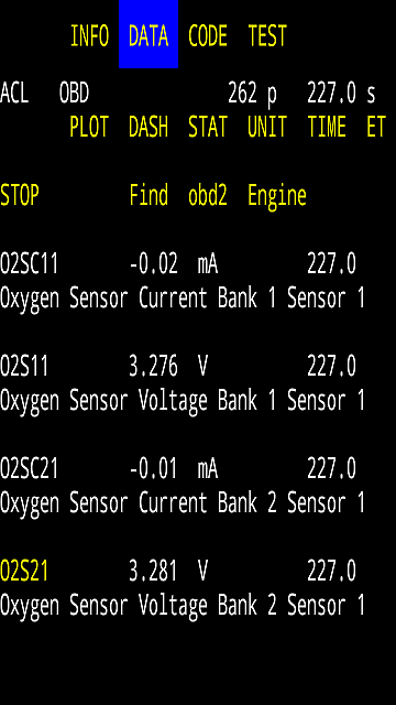 Car Code OBD2 for Android™ Scan Tool